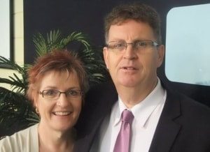 Mark & Helen Broadbridge