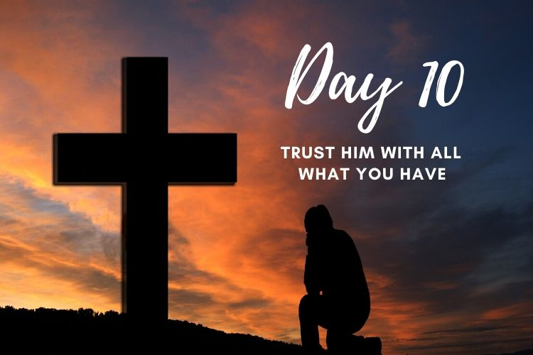 Day 10 New Life 21 Days of Prayer