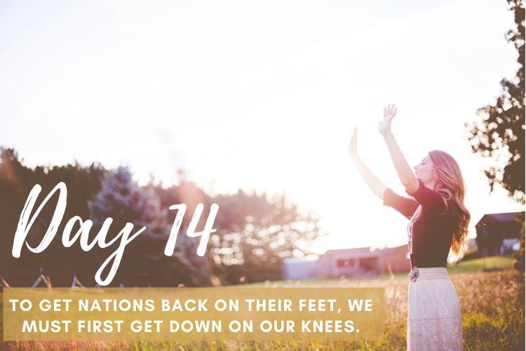 Day 14 New Life 21 Days of Prayer
