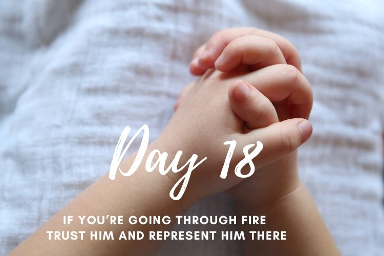Day 18 New Life 21 Days of Prayer