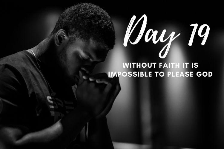 Day 19 New Life 21 Days of Prayer