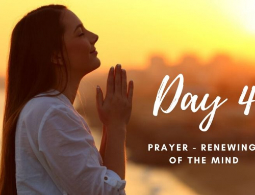 Day 4 – 21 Days of Prayer