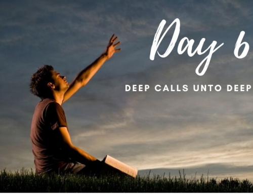 Day 6 – 21 Days of Prayer