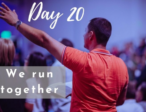 Day 20 – 21 Days of Prayer
